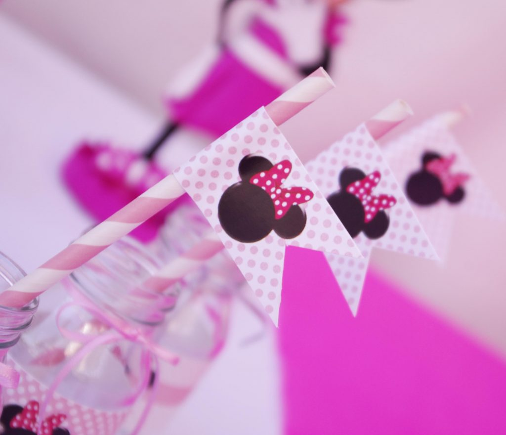 Hazlo especial decoraci n cumplea os de minnie mouse for Decoracion de i