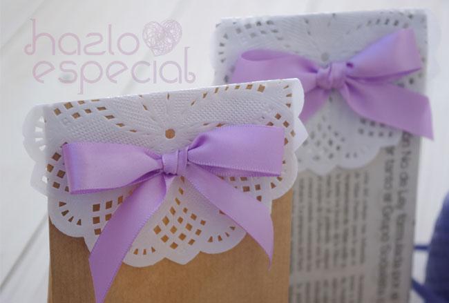 Hazlo especial diy como hacer bolsas de papel - Como decorar bolsas de papel ...