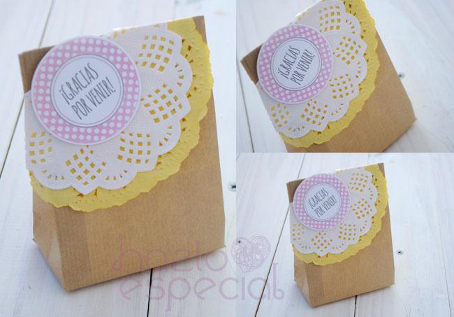 a6b7308ae Hazlo Especial | DIY: Como hacer bolsas de papel.