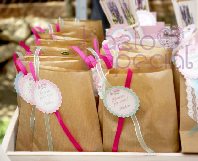 67d647df5 Hazlo Especial | Ideas cumple: bolsas para chuches